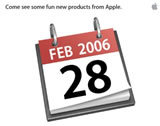 Come see some fun new products from Apple